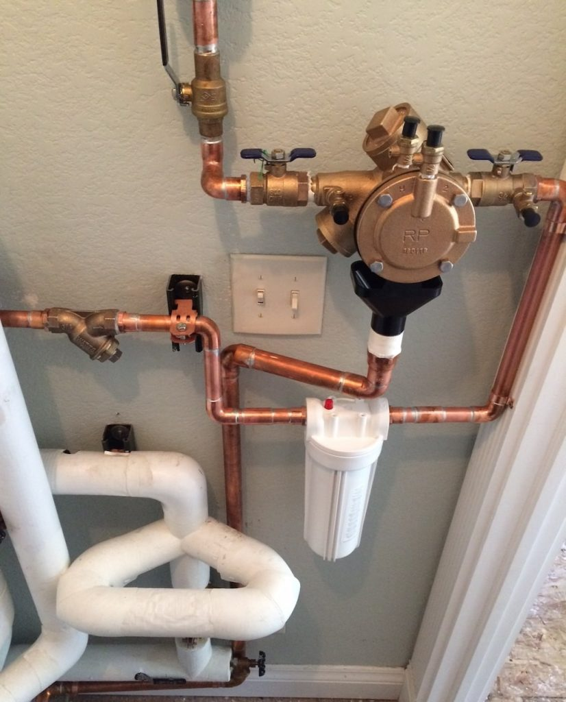 Plumbing code compliance - bring your piping up to code